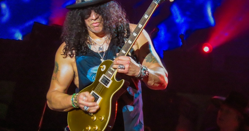 Slash vuelve a Chile junto a Myles Kennedy & The Conspirators