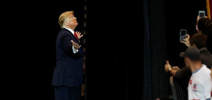 Primer test electoral de Trump: republicanos atrincherados en el Senado ante triunfo demócrata en la Cámara de Representantes