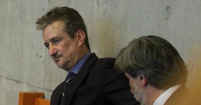 "Querellantes insisten en prisión preventiva para Gabriel Urenda por ""peligro de fuga"""