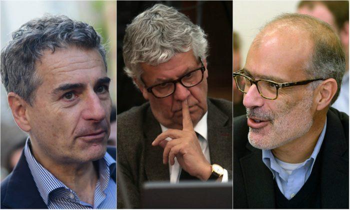 Ex ministros de Hacienda de Bachelet arremeten contra la reforma previsional de Piñera