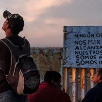Caravana migrante: jefe del Pentágono llega a la frontera con México