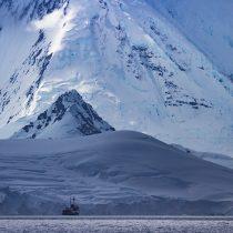 Estudio reveló que, ante el calentamiento global, Frente Polar Antártico podría desplazarse hacia el sur