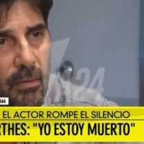 """#Metoo de Argentina"": el actor Juan Darthés niega haber violado a Thelma Fardín"