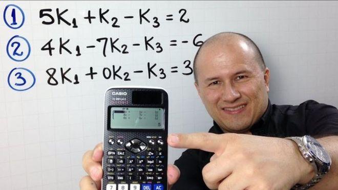 Julioprofe: 3 trucos matemáticos del exitoso youtuber de Colombia héroe de los millennials