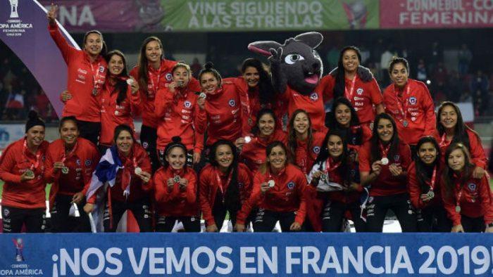 """Un difícil grupo: """"La Roja"""" femenina ya conoce a sus rivales para el Mundial de Francia 2019"""