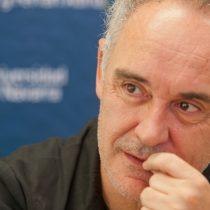 Ferran Adrià, chef español:
