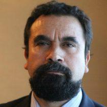 Hugo Gutiérrez en picada contra General Rozas:
