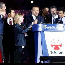 Fin de la Teletón 2018: se cumple justo la meta y Don Francisco insinúa su retirada