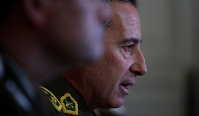 General Rivera renunciará a Carabineros: