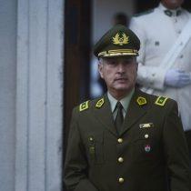 Las primeras horas de Rozas: no descarta poda de generales y pedirle perdón a la familia de Catrillanca