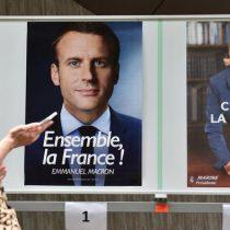 Popularidad de Macron cae y ultraderechista Le Pen gana presidencia, según encuesta