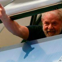 Tribunal Supremo de Brasil anula cautelar que puede llevar a liberación de Lula