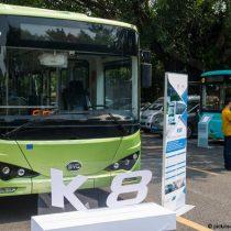 América Latina, camino hacia los buses eléctricos
