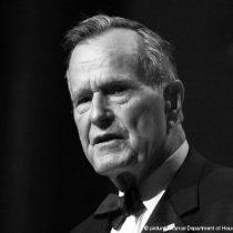 Muere el expresidente de EE. UU. George H.W. Bush