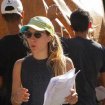 "Joanna Nelson, cineasta venezolana: ""A algunos actores les pagamos con comida"""
