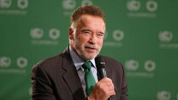 Schwarzenegger en la Cumbre del Clima: