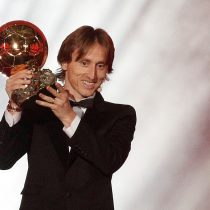 Luka Modric gana el Balón de Oro 2018 y pone fin a la era de Messi y CR7