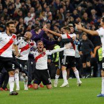 Ganó el partido más importante de su historia: River Plate vence a Boca Juniors y se consagra campeón de la Copa Libertadores