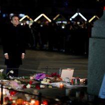 Francia busca eventuales cómplices del terrorista de Estrasburgo
