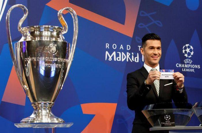 Champions League: Conoce las parejas que se medirán en octavos de final