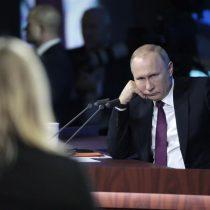 """La advertencia de Putin: """"Existe una tendencia a subestimar el peligro de una guerra nuclear"""""""