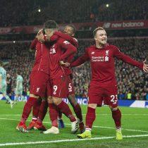 ¿Chapa de campeón? Liverpool golea 5 a 1 al Arsenal en la Premier League