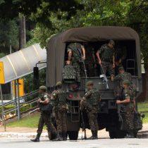 """La vigilia de Bolsonaro antes de asumir el mando en Brasil bajo extrema seguridad y promesas de eliminar la """"basura marxista"""""""