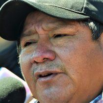 Dirigentes mapuche exigen