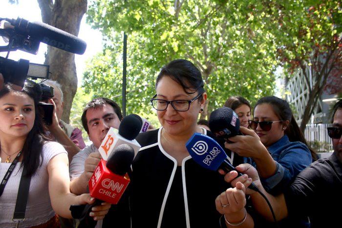 Dorothy Pérez tras volver a Contraloría: