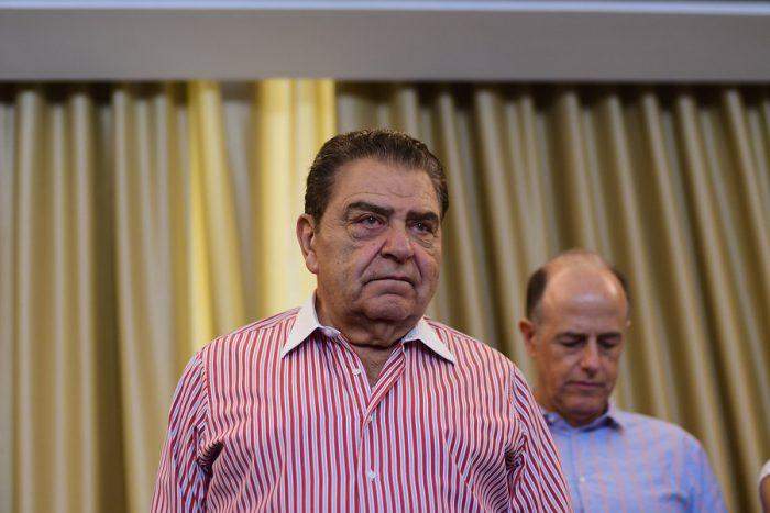 Don Francisco se queja por rutina de Kramer que parodió al Presidente Piñera: