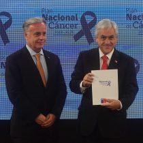 Gobierno de Piñera presentó proyecto de ley del cáncer