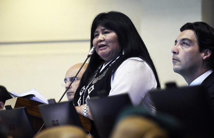 Diputada Emilia Nuyado exige al Gobierno intervenir el Sename de Osorno tras denuncias de abusos en hogar colaborador de la institución