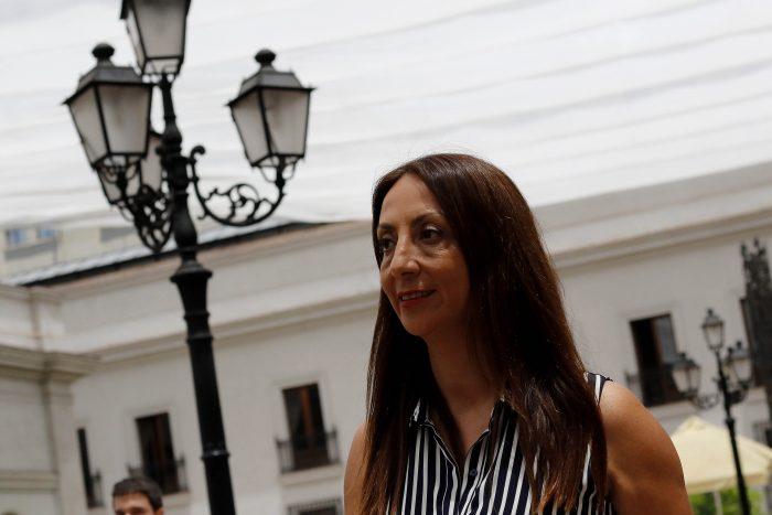 Cecilia Pérez baja el perfil a dichos de Flores y defiende la