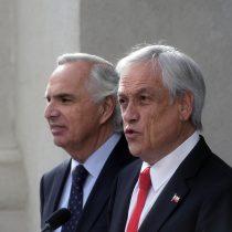 Piñera reconoce