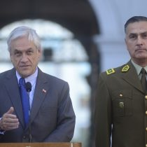 Se veía venir: Piñera designó a Mario Rozas como general director de Carabineros