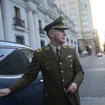 General Rozas confirma que las Fuerzas especiales de Carabineros no volverán al sur de Chile
