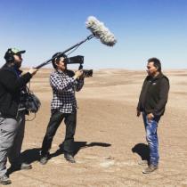 Eric Goles vuelve a la pantalla con documental sobre el colapso hídrico del desierto de Atacama