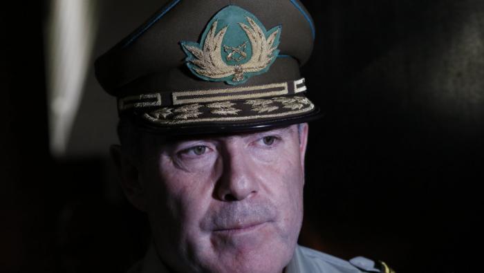 El general no tiene quien le escriba