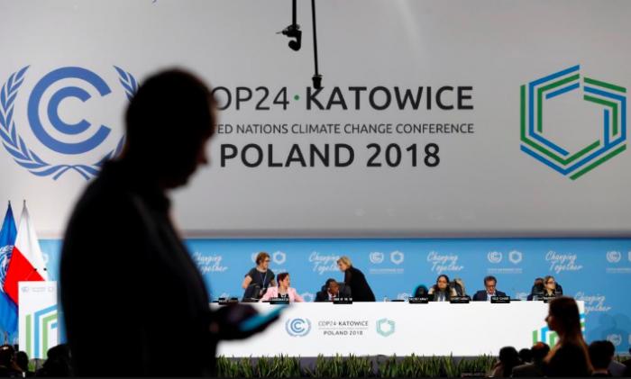 Jugando al Casino Climático en Katowice: una vergüenza global