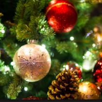 Navidad, navidad a ocultar la realidad