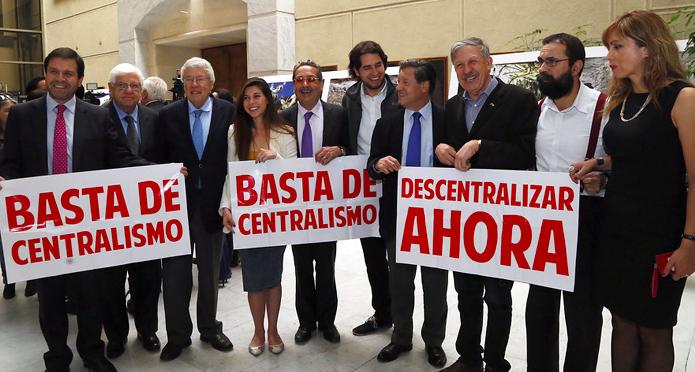 Descentralización Política 2020. Un problema y una propuesta