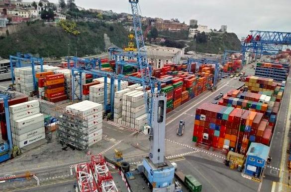 Valparaíso puerto: visión cero