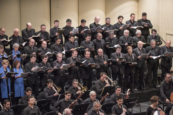 Destacados directores y solistas nacionales e internacionales formarán parte de la temporada 2019 de la Orquesta Sinfónica Nacional de Chile