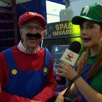 Alcalde gamer: Joaquín Lavín aparece vestido como Mario Bros durante la Teletón