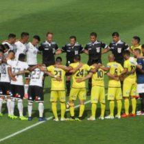 Jugadores de Colo Colo se rebelan contra la ANFP y realizan minuto de silencio en honor a Camilo Catrillanca
