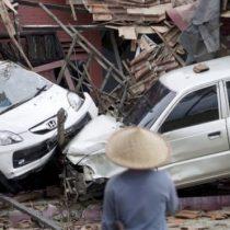 Tsunami en Indonesia: cómo un volcán puede generar una ola mortal