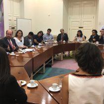 Mesa intersectorial entregó resultados y propuestas sobre discapacidad intelectual a ministro Moreno