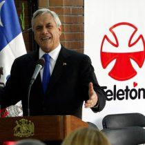 Piñera dona otra