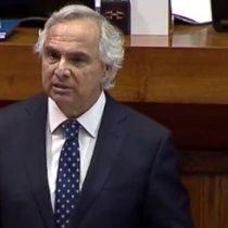 Sigue en vivo la  interpelación al ministro Andrés Chadwick por operativo policial que terminó con la muerte de Camilo Catrillanca