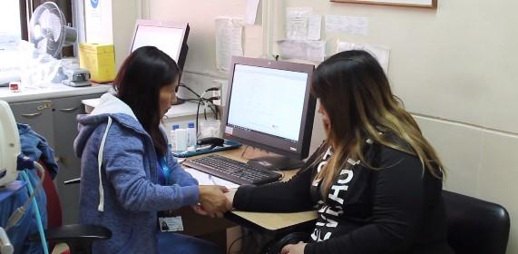 """Hospital San José acerca su maternidad con """"visita virtual"""" hasta en creolé"""